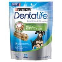 Dentalife Mini Breed Dental Dog Treats - 24pk