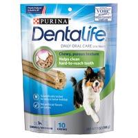 Dentalife Small/Medium Breed Dental Dog Treats - 10pk