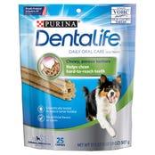 Dentalife Small/Medium Breed Dental Dog Treats - 25pk