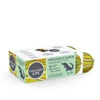 Balanced Life Crocodile & Rice Chilled Dog Food 650g - 2pk