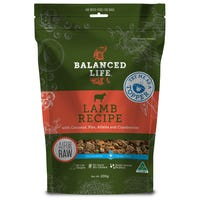 Balanced Life Rehydrate Lamb Recipe Dog Food Topper - 200g