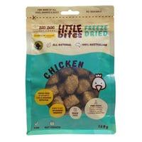 Big Dog Chicken Little Bites Freeze Dried Dog Treats - 160g