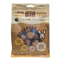 Big Dog Kangaroo Little Bites Freeze Dried Dog Treats - 160g