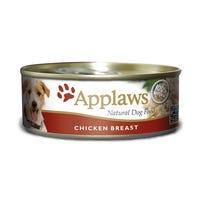 Applaws Chicken Breast Wet Dog Food - 156g