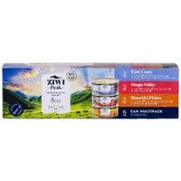 Ziwipeak Provenance Multi Pack Wet Cat Food 85g - 6pk