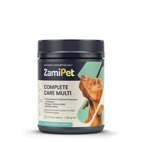 ZAMIPET COMPLETE CARE MULTI FOR DOGS 300G 60 CHEWS