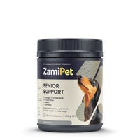 ZAMIPET SENIOR SUPPORT FOR DOGS 300G 60 CHEWS
