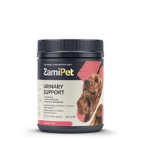 ZAMIPET URINARY SUPPORT FOR DOGS 300G 60 CHEWS