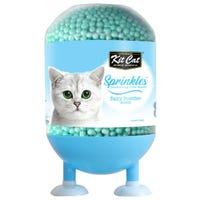 Kit Cat Baby Powder Deodorising Litter Sprinkles - 240g