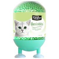 Kit Cat Apple Deodorising Litter Sprinkles - 240g