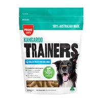 Prime100 Kangaroo Trainers Chilled Dog Treats - 200g