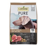 Canidae Dog Grain Free Pure Element Lamb and Pea Dry Dog Food - 5.4kg