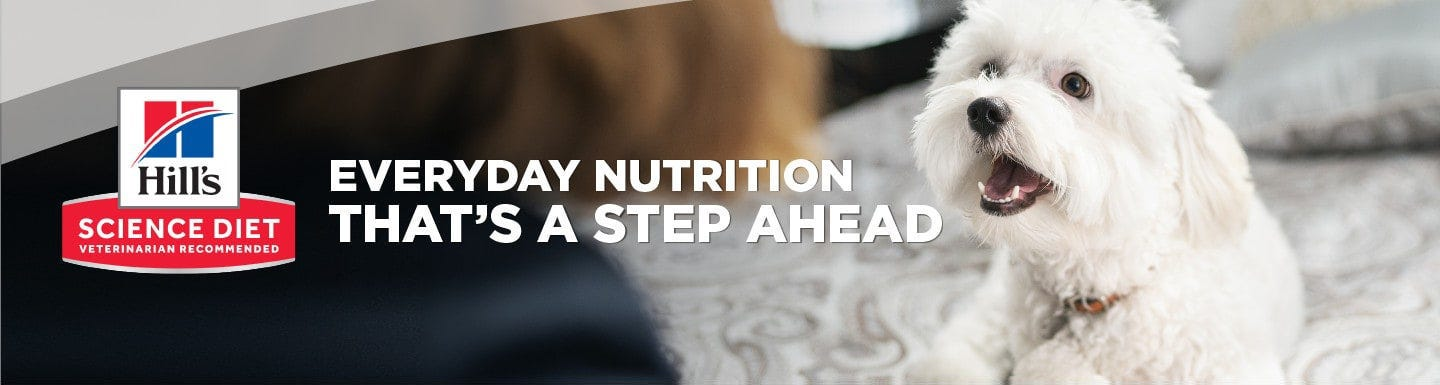 Everyday nutrition that's a step ahead