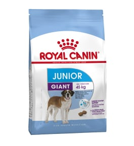 Royal Canin Giant Junior Dry Dog Food 15kg