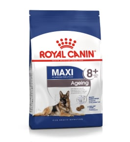 Royal Canin Maxi Ageing 8+ Dry Dog Food 15kg