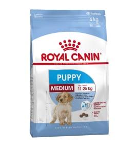 Royal Canin Medium Puppy Dry Dog Food 15kg