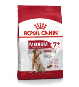 Royal Canin Medium Adult 7+ Dry Dog Food 15kg