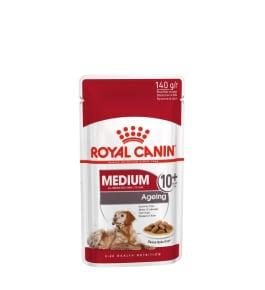 Royal Canin Medium Ageing 10+ Wet Dog Food 140g
