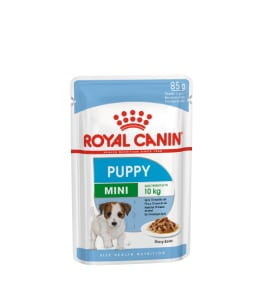 Royal Canin Mini Puppy Wet Dog Food 85g