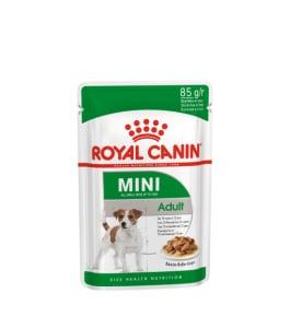 Royal Canin Mini Adult Wet Dog Food 85g